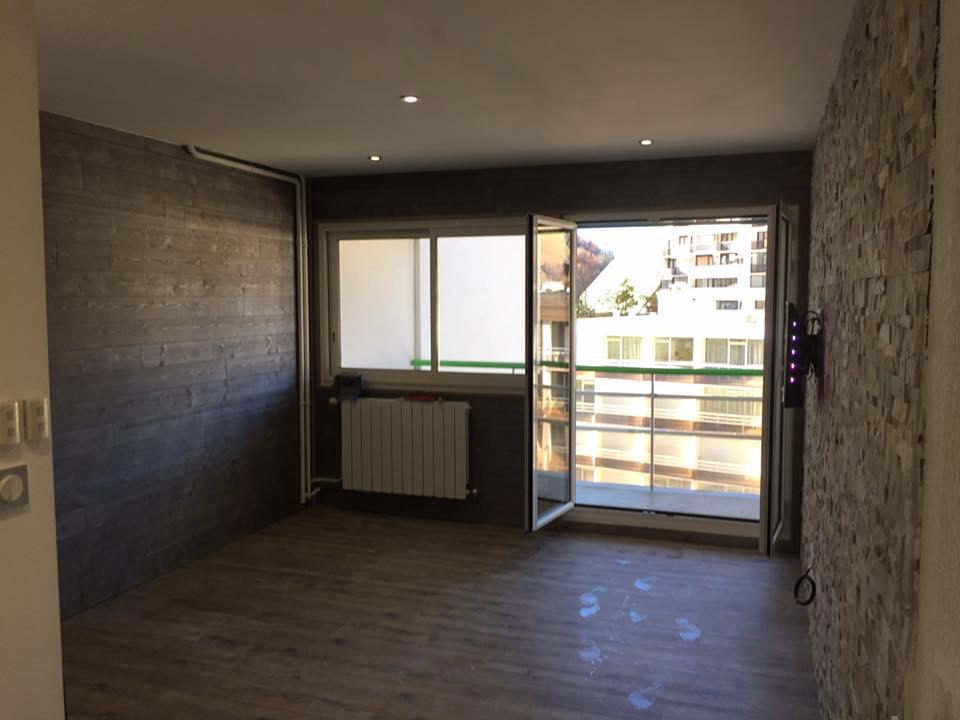 Exemple de réalisation : rénovation complète d un appartement à Gourette