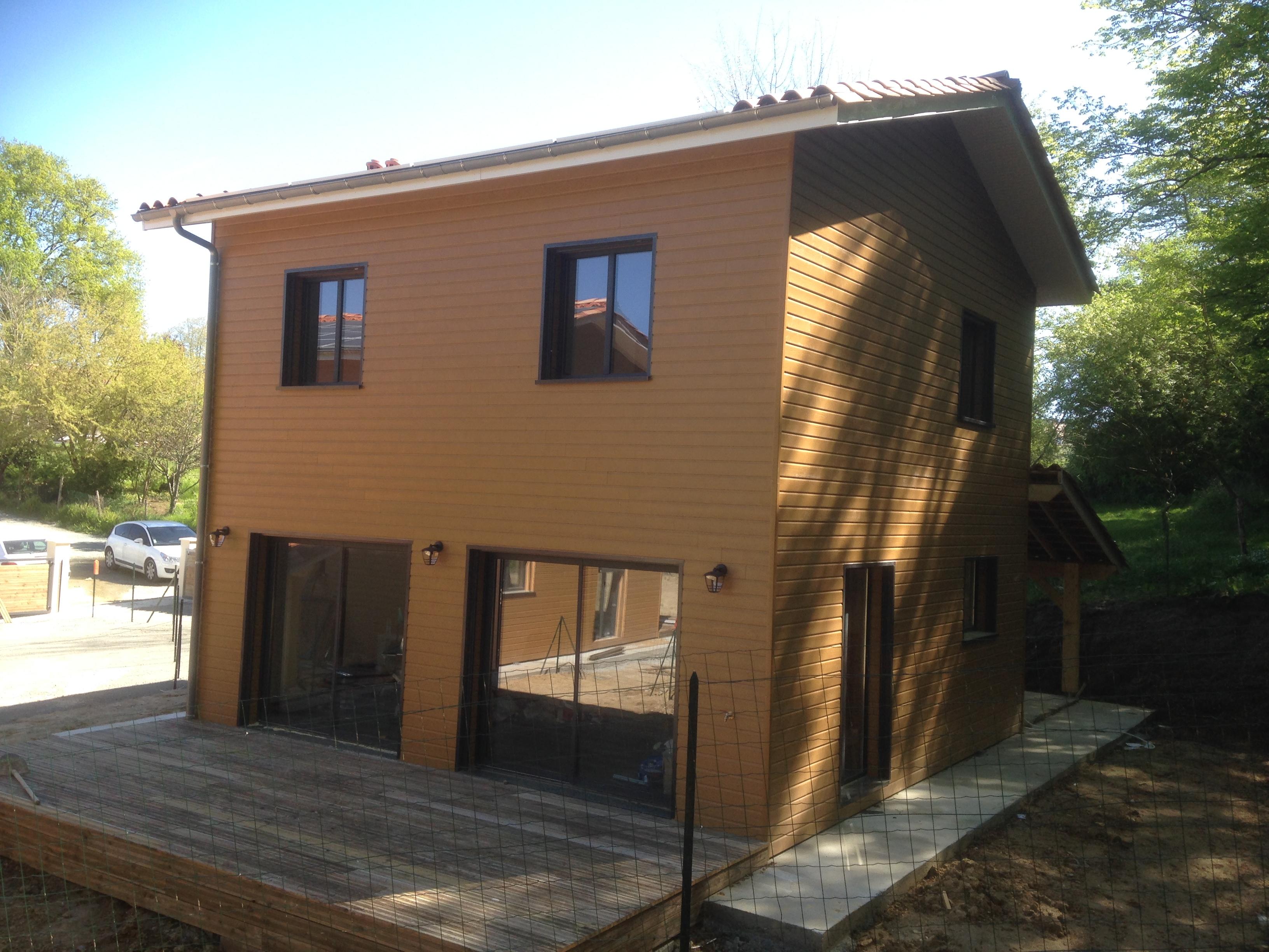 Delai de construction maison ossature bois ventana blog - Delai de construction d une maison ...